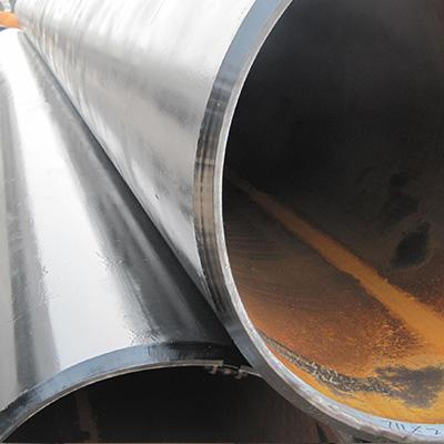 ASTM A36 LSAW Pipe 130 Inch SCH30 Hot Rolled BE/PE