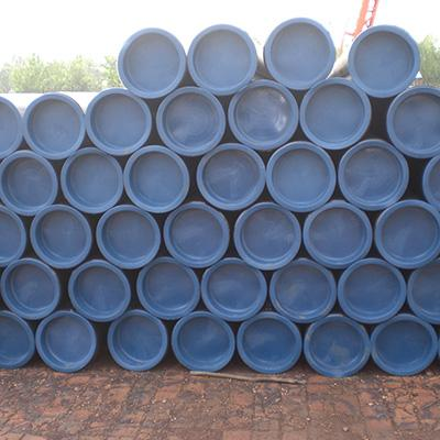 ASTM A53 Gr B Coating Pipe Carbon Steel SMLS 12 Inch SCH 40 - Derbo