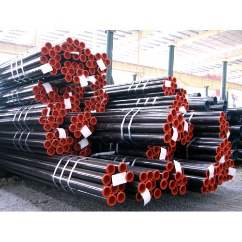 ASTM A671 Seamless Carbon Steel Pipe 8 Inch LSAW Black Painting