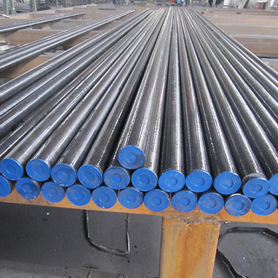 ASTM A790 Seamless Steel Pipe DN50 SCH 10S Black