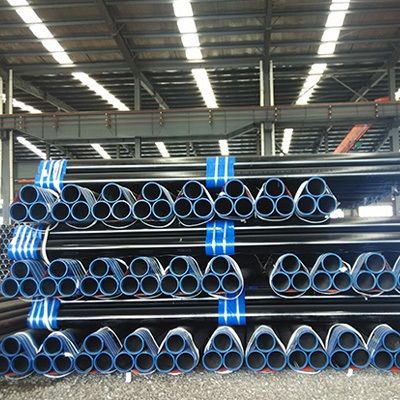 DIN 1629 ST37 CS Seamless Pipe 20 Inch SCH 80S Hot Rolled