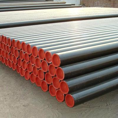 DIN 1629 ST37 Seamless Carbon Steel Pipe 20 Inch SCH 80 12 Meter