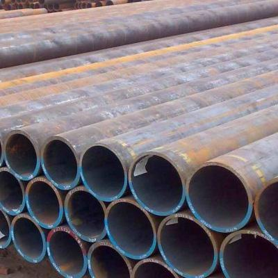 DIN 17175 ST45 Seamless Carbon Steel Pipe Hot Rolled DN50 XS