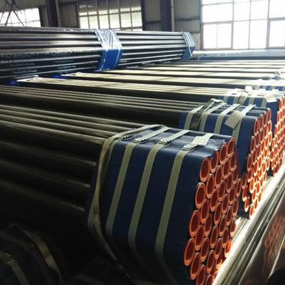 DIN 2391 ST-52 Low Carbon Steel Tube Cold Drawn Annealed 48.3x5mm