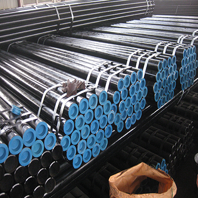 DIN 2391 ST52 Carbon Seamless Pipe 4 Inch SCH 40 Cold Drawn