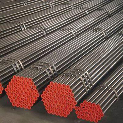 EN 10255 Carbon Seamless Pipe S235JR 33.7 x 3.25mm Galvanized