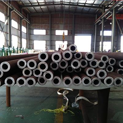 Gost 8734-75 Carbon Seamless Pipe DN20 FBE/3LPE/3LPP Coating
