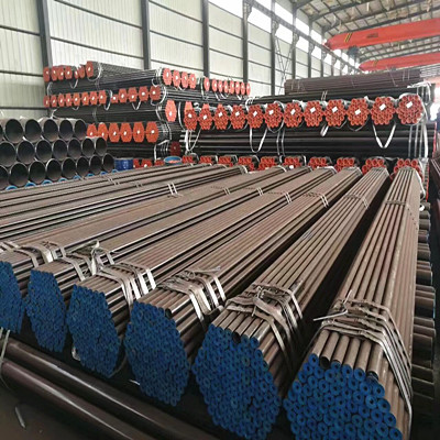 JIS G3461 STB340 Cold Drawn Seamless Pipe 30mm X 4mm X 6000mm