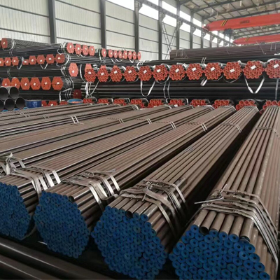 S235J0 Seamless Steel Pipe BS EN 10210-1 60.3 mm x 3.91mm Black