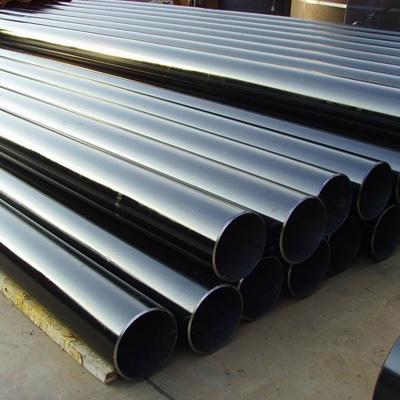 SCH 80 Seamless Steel Pipe ASTM A53 Gr.B ANSI B36.10M 14 Inch Black