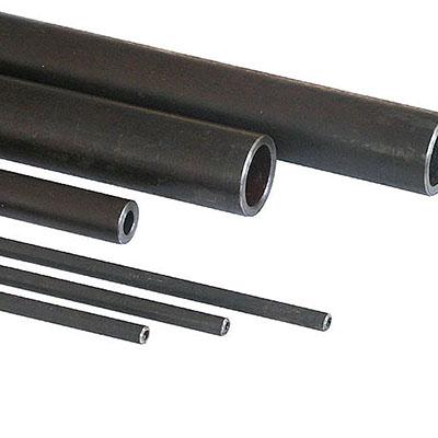 STKM 13C Seamless Steel Pipe OD 14mm ID 10mm Black