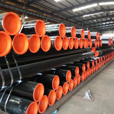 ASME A694 Carbon Steel Pipe 1 1/2 Inch SCH40 Hot Rolled High Hardness
