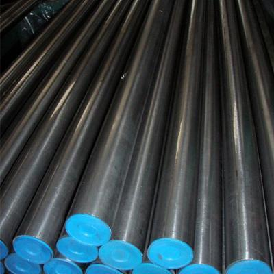 A519 SAE 1518 Carbon Steel Pipe Hot Rolled 114.3mm x 10mm PE
