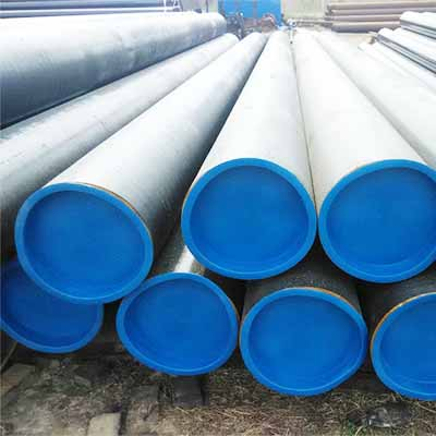 A53 Gr.B LSAW Carbon Steel Pipe 508 x 15mm Oil