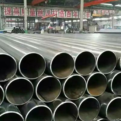A671 CC 60 CL22 Carbon Steel EFW Pipe 36 Inch Galvanized