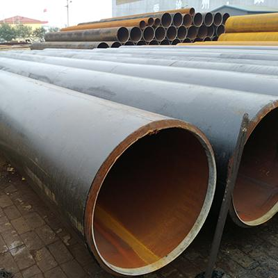 API 5L Gr.B X52 PSL1 LSAW Carbon Steel Pipe Hot Rolled 36 Inch SCH XS