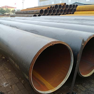 API 5L X65QS Carbon LSAW Steel Pipe 12 Inch 9.35mm