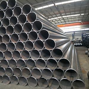 API 5L X70 PSL1 ERW Pipe, 12 Inch, 12M, SCH40, BE