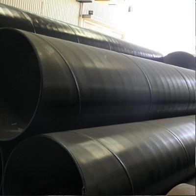 ASME B36.10 Carbon SSAW Pipe EN10217-1 P235TR1 40 Inch STD