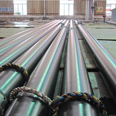 ASME B36.10 Carbon Steel LSAW Pipe API 5L X46 24 Inch SCH40