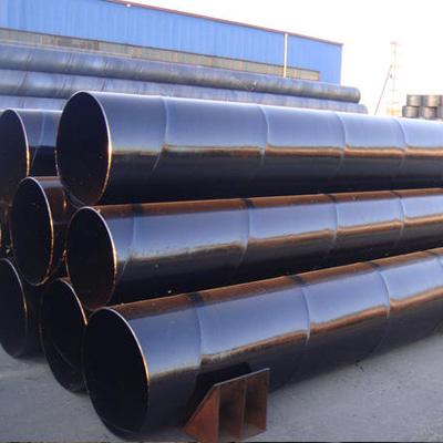 ASME B36.10 Carbon Steel SSAW Pipe 36 Inch SCH 30 BE