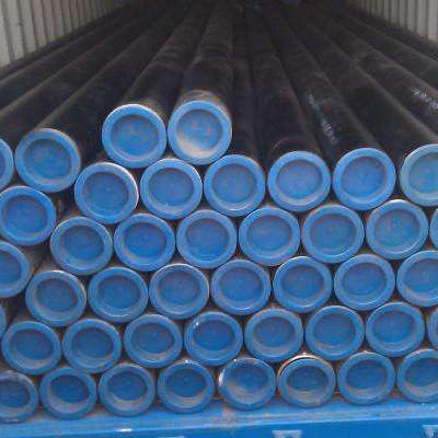 ASTM A106 Chemical Fertilizer Steel Pipe 4 Inch SCH 40 Hot Rolled