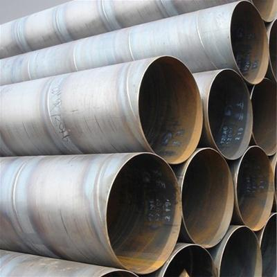 ASTM A139 Gr.B Carbon Spiral Steel Pipe Hot Rolled 150 X 15