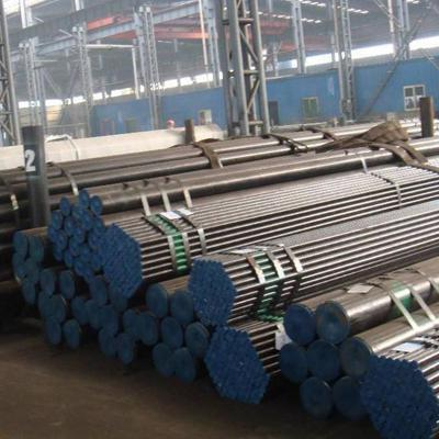 ASTM A179 Seamless Carbon Steel Pipe 25.4 mm OD 2.108mm Cold Drawn