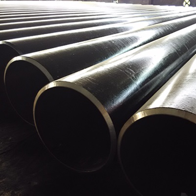 ASTM A333 Gr.6 SMLS Steel Pipe 6 Inch SCH80 Hot Rolled