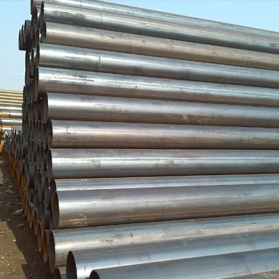 ASTM A500 Gr.C Welded Carbon Steel Pipe ASME B36.0 ERW