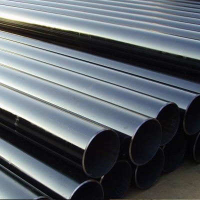 ASTM A513 CS ERW Pipe 3 Inch SCH 40 Black Painting