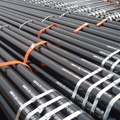 ASTM A53 ERW Steel Pipe OD 60.3mm THK 3.97mm Fencing