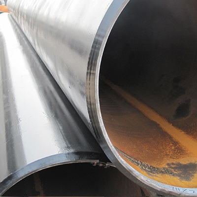 ASTM A53 Gr.B LSAW Carbon Steel Pipe 300 Inch SCH30 BE/PE