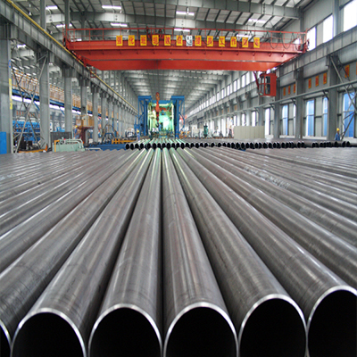 ASTM A53 Grade B Mild Steel Pipe LSAW Hot Rolled 20 Inch SCH 30