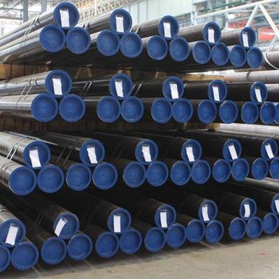 DIN 2391 ST35 BK Welded Carbon Steel Tube OD 216MM Coating
