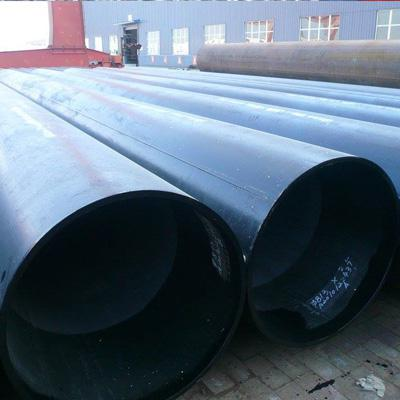 SANS 719 Carbon Steel Pipe 6*1250*6000mm Hot Rolled Oiled