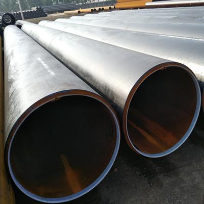 A134 Gr.A Black Welded Steel Pipe 26 Inch 9.53mm