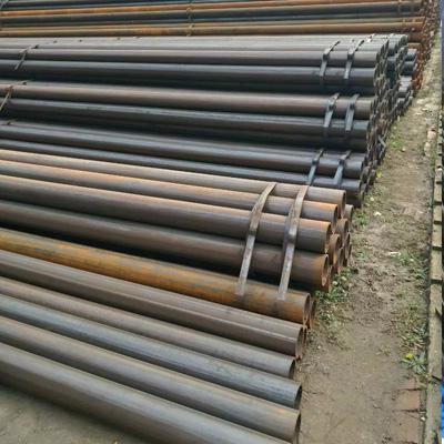 A53/A106 Carbon Welded Pipe 6 Inch SCH 40 Boiler Pipe