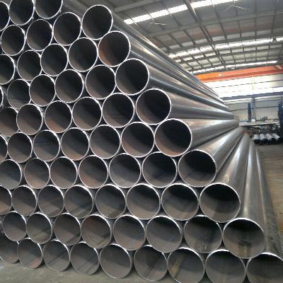 API 5L Gr.B PSL1 ERW Steel Pipe 6 Inch SCH 40 Anti-Corrosion