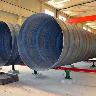 API 5L SSAW Carbon Steel Pipe Grade B PSL2