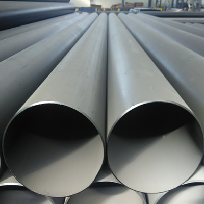 API 5L X52M PSL2 Carbon Steel Welded Pipe 508mm x 6.4mm Black
