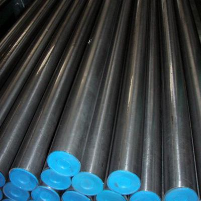 ASTM A178 Gr.A ERW Steel Tube 6 Inch 5.08mm WT Beveled End Oiled