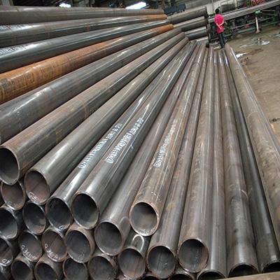EN10217-1 P235TR1 Carbon Welded Pipe DN200 6.3mm Beveled on Both Sides