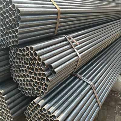 S235 CS Welded Pipe 1/2 Inch SCH 40 Hot Rolled FBE/3LPE/3LPP