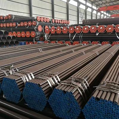 STKM 13A JIS G3445 Carbon Steel Welded Tube 25.4mm x 1.2mm
