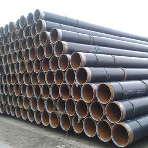 3LPE Seamless Pipe, API 5L Gr.B, 6 Inch, 12M, SCH40