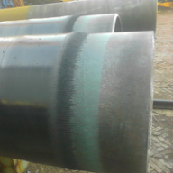 A106 Seamless Carbon Steel Pipe ASME DIN 30670 PE Coated
