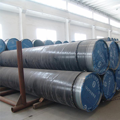 API 5L Gr.65 PSL2 3LPE LSAW Pipe 24 Inch WT 14.3MM