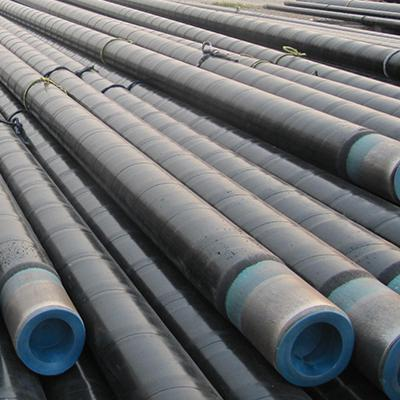 API 5L Gr.B PSL1 3PE Coating ERW Pipe 273mm SCH STD