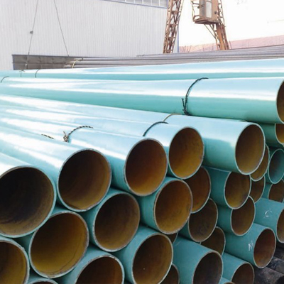 API 5L Gr.B PSL1 FBE Coating Steel Pipe ERW 4 Inch